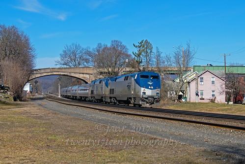 0016 amtrak railroads