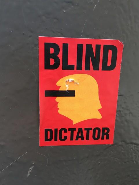 Blind Dictator