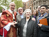 Mass in Thanksgiving for Marriage in Westminster Cathedral by Catholic Church (England and Wales)