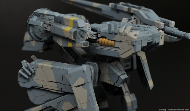 Metal Gear REX - Fin 6