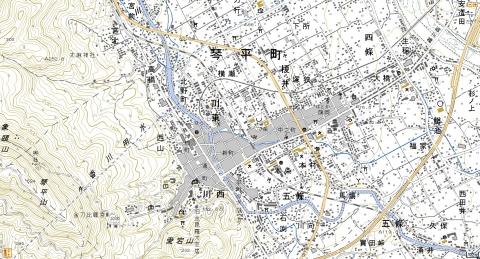 香川県琴平町