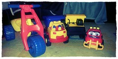 Transformers for Toddlers