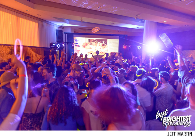 The-Knocks-at-National-Geographic-125th-Party---37