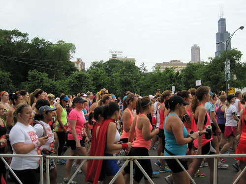 CHICAGO WOMEN S HALF MARATHON