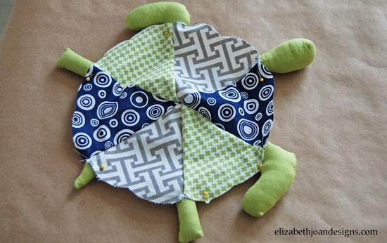 Plush Turtle 8