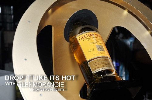 DROP IT LIKE ITS HOT WITH GLENMORANGIE 22