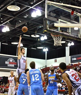 Jan Vesely - 2013 NBA Summer League