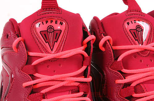 Nike Air Pippen 1  Noble Red, Black Camo, and Midnight Navy  Colorways
