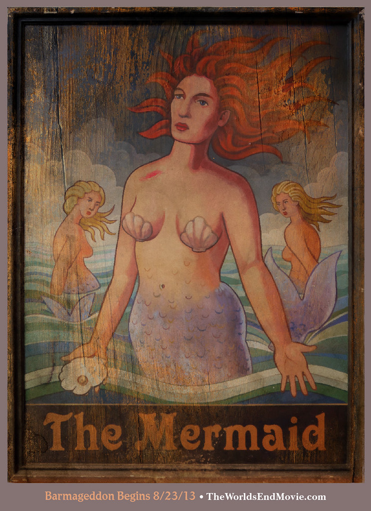 8. The Mermaid