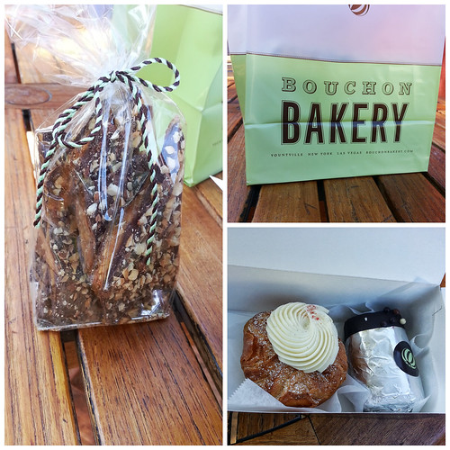 Bouchon Bakery Collage