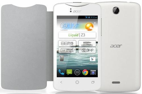 Цена Acer Liquid Z3