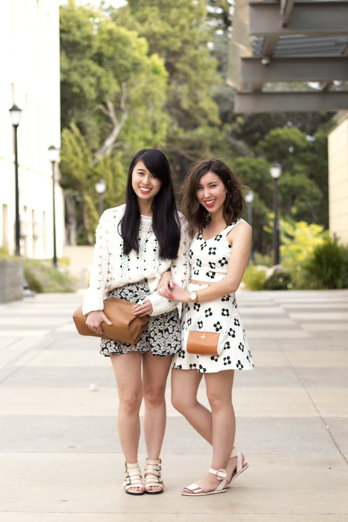 two person fashion blog, san francisco fashion blog two girls