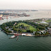 Governors Island Aerial by kwsnyc