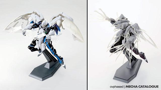 1/144 Valvrave V 火打羽 & Valvrave VI 火遊 - Prototype Images