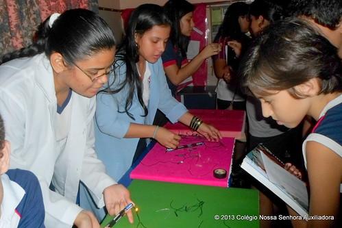 O Ensino Médio e o protagonismo juvenil no mundo das ciências by cnsamanaus