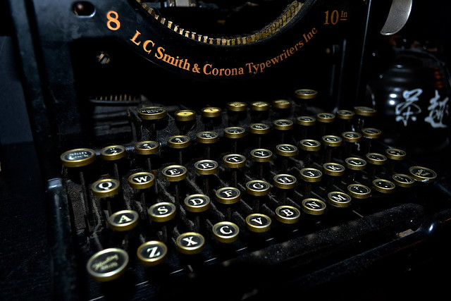emma's typewriter