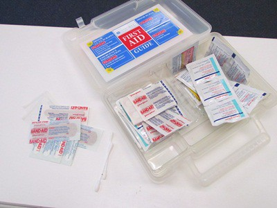 Medical Supply Activity Box (Photo from Teach Preschool)