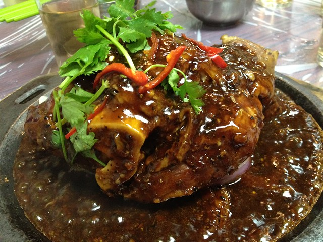 Signature Pork Knuckle
