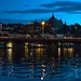 Blue hour Stockholm by Franco Beccari