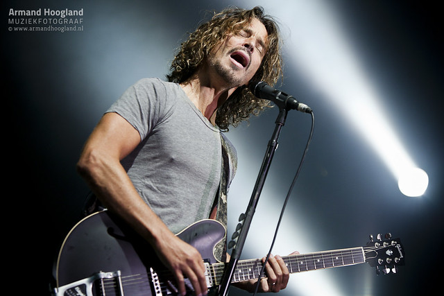 Soundgarden @ HMH