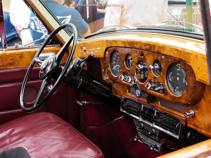 2013 Pebble Beach Concours d'Elegance: 1967 Rolls-Royce ...