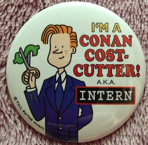 Conan button