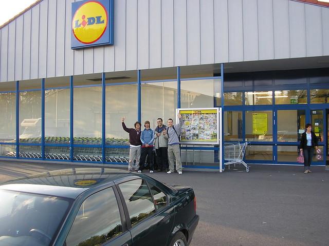 Supermercado de Joensuu, Finlandia