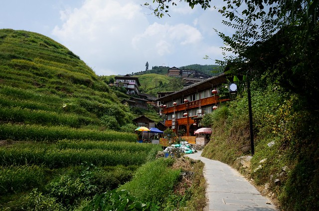 Ping'An and the Longji Rice Terraces