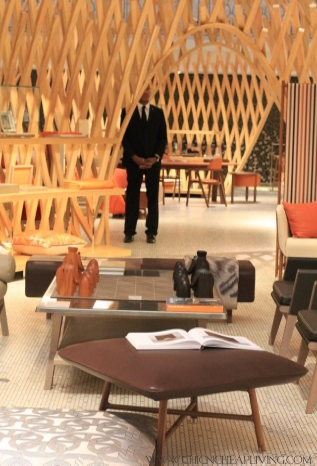 Hermes Rue Sevres furniture by Chic n Cheap Living