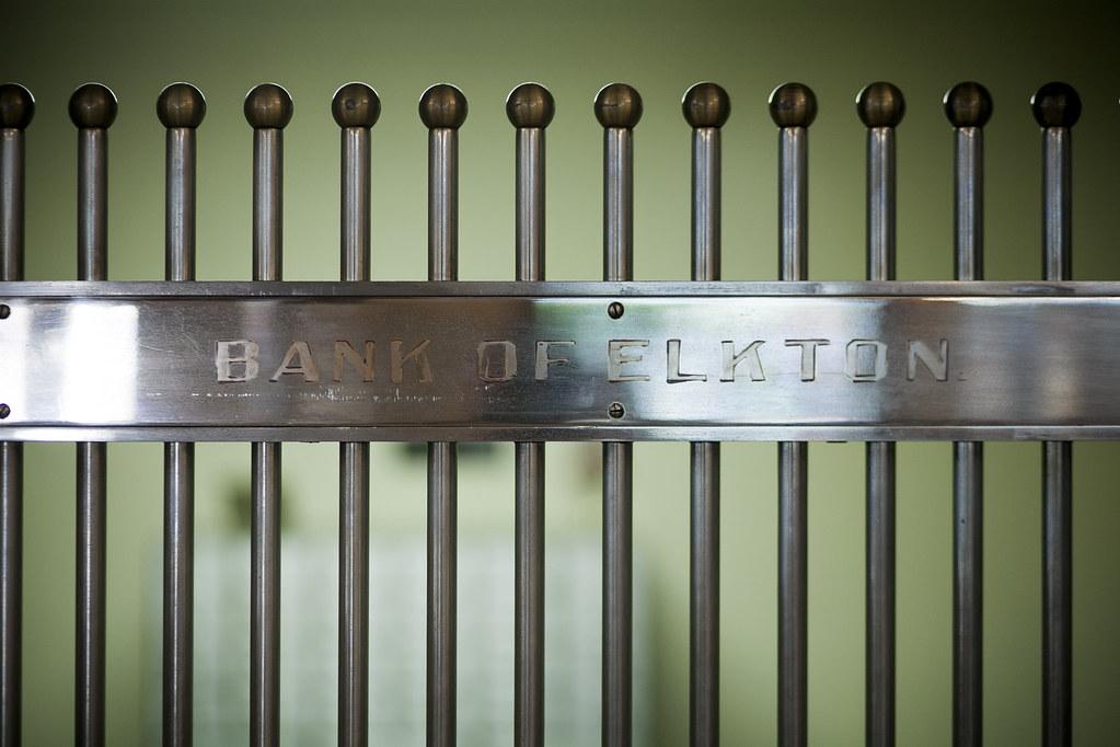 Bank of Elkton Vault