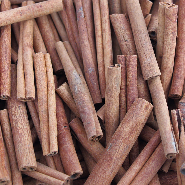 Zimt / Cinnamon / Cannelle