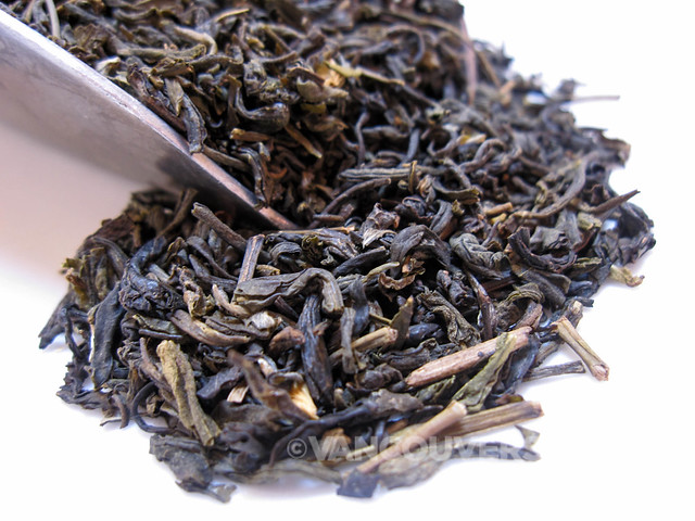 SALONTEA The Romantic green tea blend