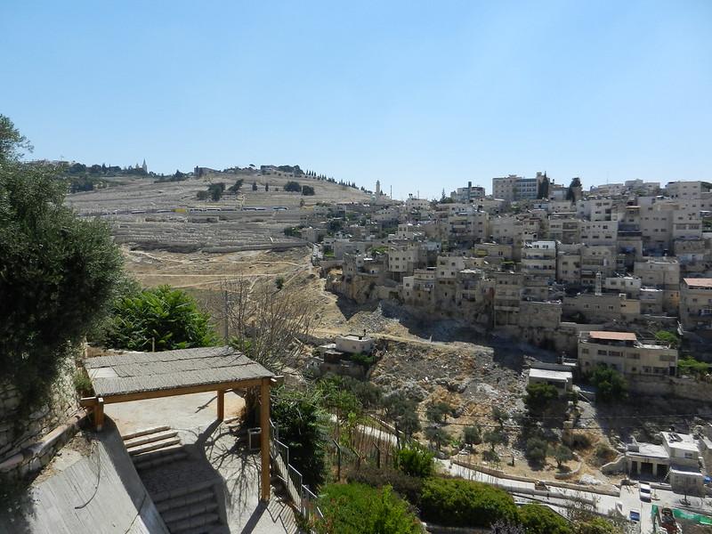 Град Давида. Иерусалим