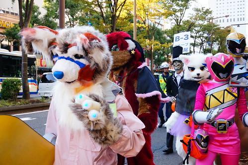 Kawasaki Halloween Parade 2013 62