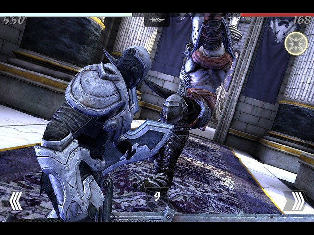Infinity Blade III 無盡之劍 3 將更新資料片推出 @3C 達人廖阿輝