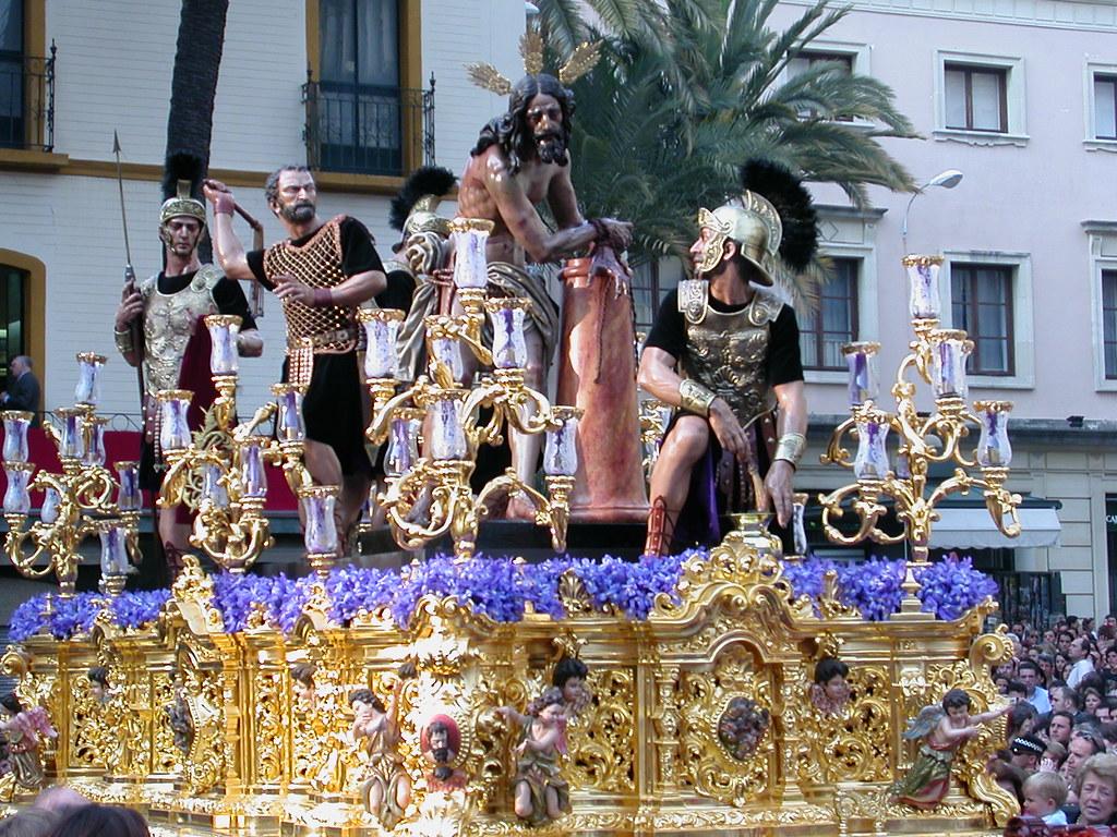 Hermandad de la Sagrada Columnay Azotes, Sevilla