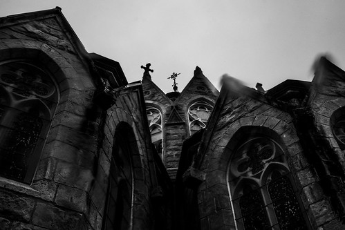 church of our lady by Flailchest