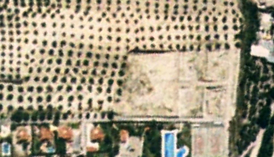 antes, urbanismo, foto aérea, desastre, urbanístico, planeamiento, urbano, construcción,La Guardia de Jaén, Jaén