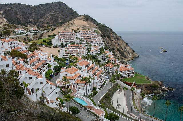 Hamilton Cove on Catalina Island