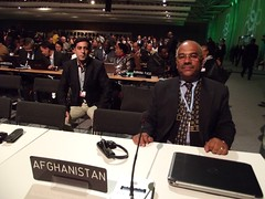 Delegacja Afganistanu