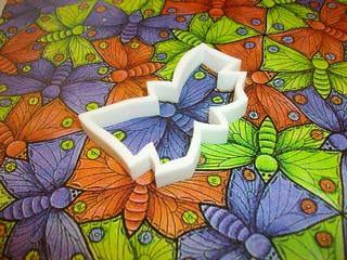 Some new Escher Cookie Cutters
