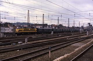 27.07.85 Bruxelles Midi 5105