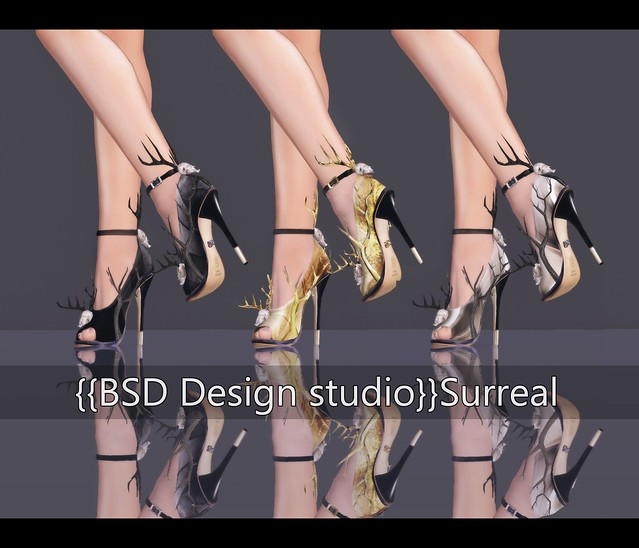{{BSD Design studio}}surreal