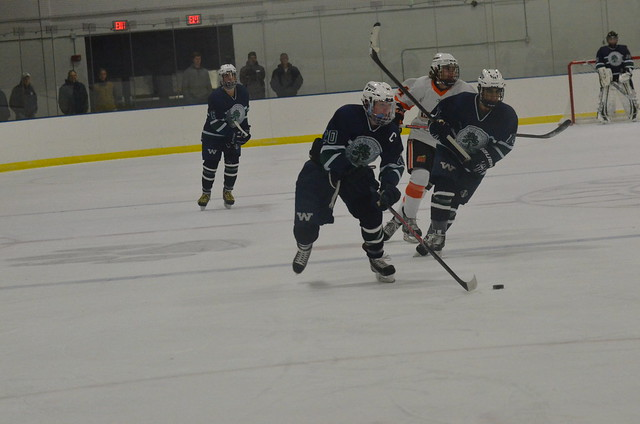 Boys V Hockey vs. KUA 2013