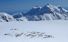 Obóz 14000ft (4600m)