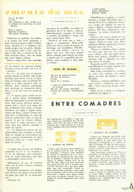 Banquete, Nº 11, Janeiro 1961 - 22