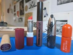 winnowing the lipstick