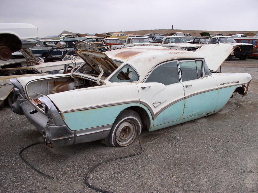 Desert Valley Auto Parts # 4 Saturday (2005) | Desert Valley