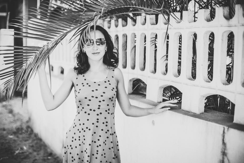 Фотосессия девушки, Гоа