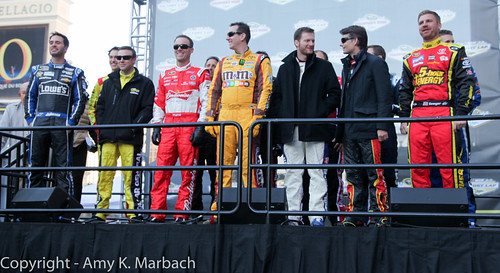 The 2013 NASCAR Chase Drivers